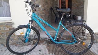 Bicicleta Slp Touring Dama R28