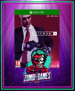 Hitman 2 St Xbox One Modo Local
