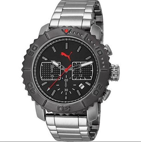 Relógio Masculino Puma Original Esportivo 96224g0pmna3
