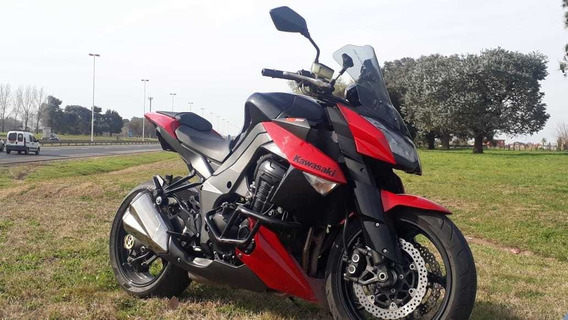 Kawasaki Z 1000 Inmaculada