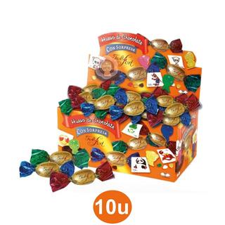 10 Unidades Huevo De Pascua Felfort 17grs - Sweet Market