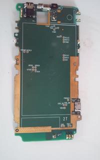 Placa Do Motorola Razar D3 Com Defeito E Aro