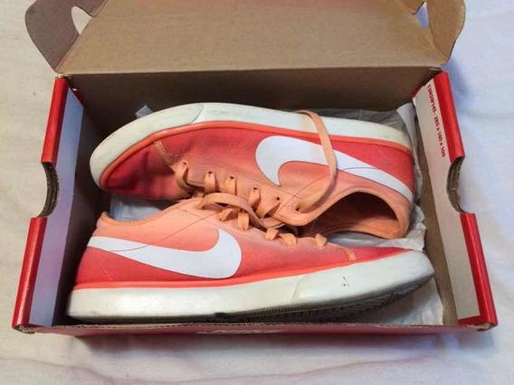 Tênis Nike Laranja/rosa Tam. 36