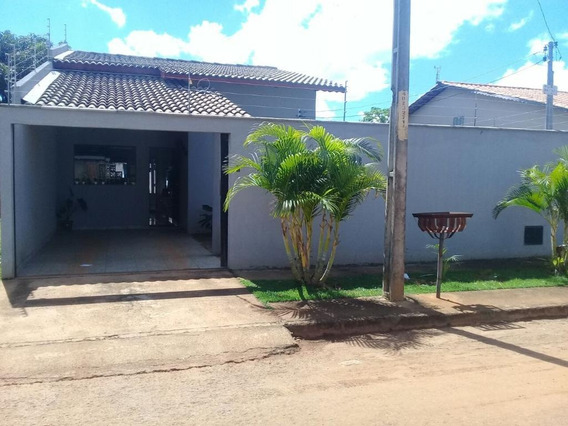 Casa Em Setor Triunfo, Goianira/go De 89m² 2 Quartos À Venda Por R$ 125.000,00 - Ca248584
