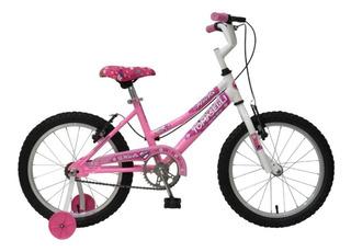 Bicicleta Tomaselli Kids Rodado 16 Nena