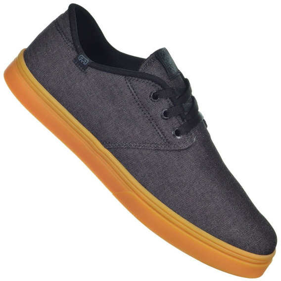Tênis Del Mar Denim Black Hocks