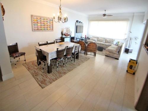 Apartamento Residencial À Venda, Praia Das Pitangueiras, Guarujá. - Ap4125 - 34711005