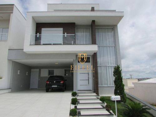 Casa Com 3 Dormitórios À Venda, 226 M² Por R$ 1.200.000,00 - Condomínio Ibiti Reserva - Sorocaba/sp - Ca0148