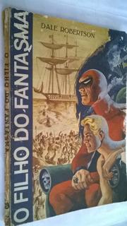Hq-livro- O Filho Do Fantasma-1965-rge-rarissimooooo
