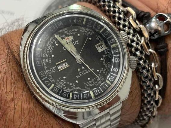 Orient World Diver 3 Star Automatic 21 Jewels