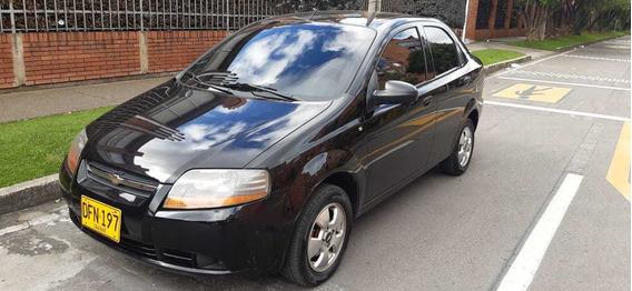 Chevrolet Aveo Ls 1.6 Aa