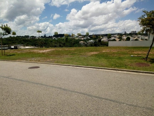 Imagem 1 de 9 de Terreno À Venda, 715 M² Por R$ 600.000 - Alphaville Nova Esplanada I - Votorantim/sp, Próximo Ao Shopping Iguatemi. - Te0156 - 67640832