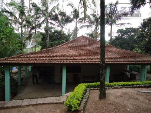 Chácara Residencial Com 1 Dormitório À Venda, 5000 M² - Jardim São Joaquim - Vinhedo/sp - Ch0024