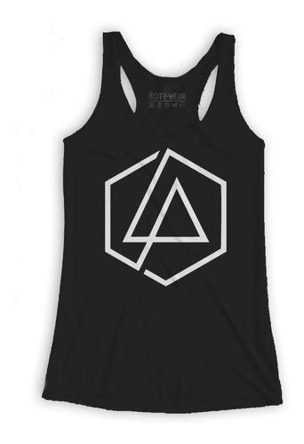 Imagen 1 de 2 de  Linkin Park Tank Top  Rott Wear