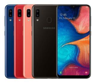 Samsung Galaxy A20 32gb Duos 6.4