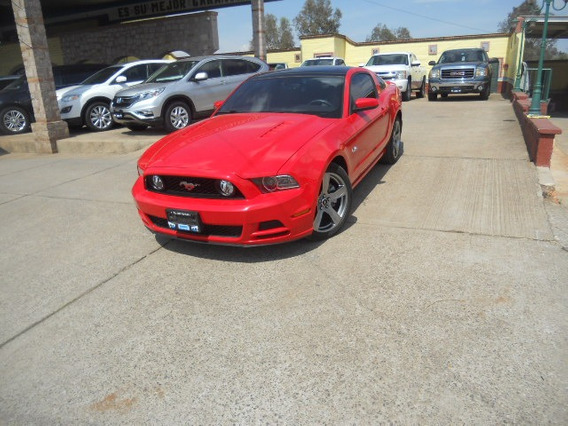 Ford Mustang 2014 5.0l Gt Equipado V8 At