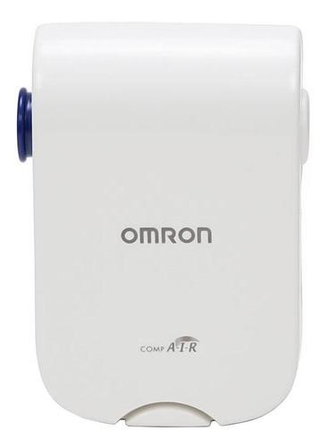 Nebulizador compressor Omron Elite branco 100V/240V