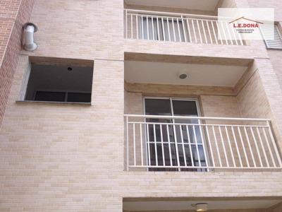 Apartamento Residencial À Venda, Jaguaré, São Paulo. - Ap1606