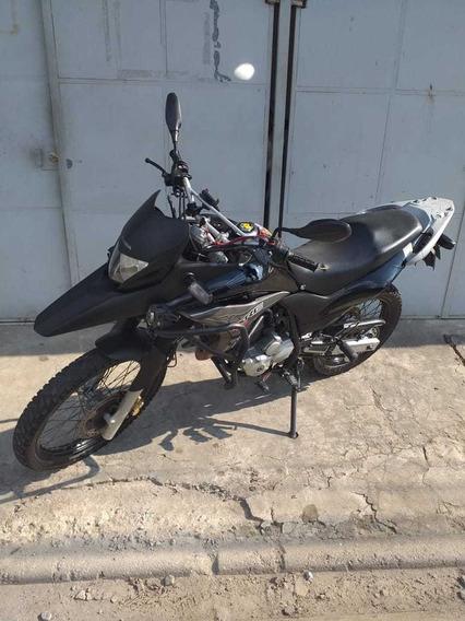 Moto Honda Xre 300 Preta 2010