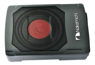 Subwoofer Amplificado 10 Pulgadas 1500w Nakamichi Nbf10.0a