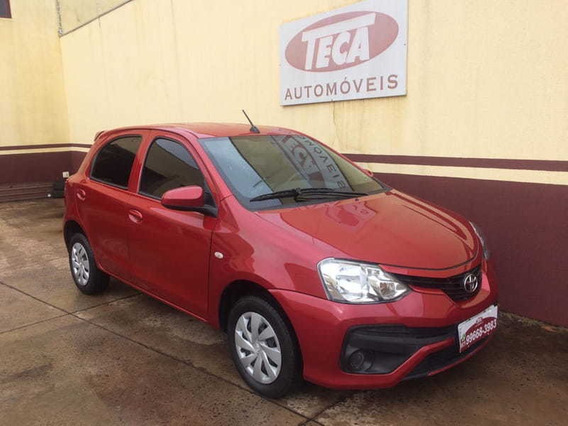 Toyota Etios 1.3 Hbx 16v Flex 4p Manual 2018