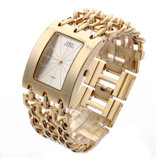 Relógio Feminino Luxo Modelo 1