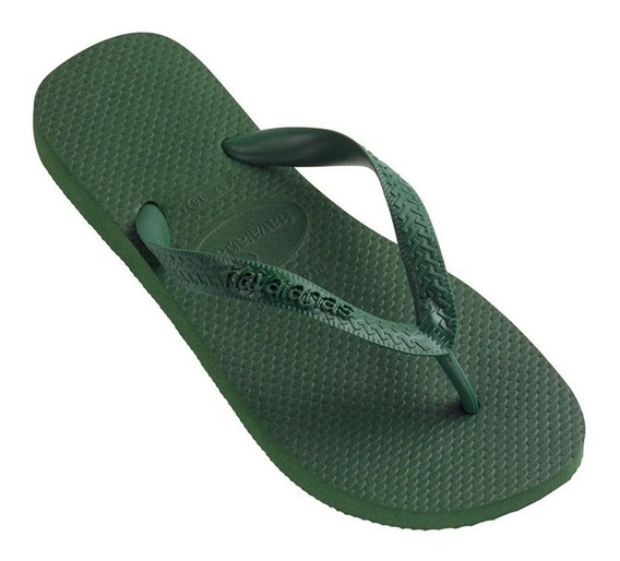 Ojotas Havaianas Color Brasileras Originales. Local En Caba