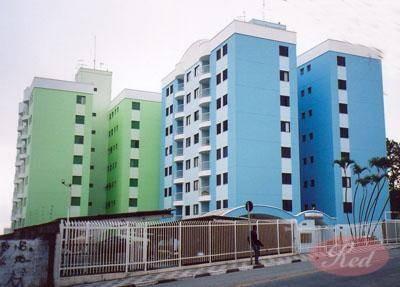 Apartamento - Cond. Ilhas Gregas - Jardim São Luís - Suzano - Ap1669