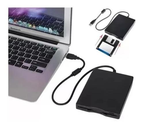 Floppy Leitor De Disquete Usb Para Pc Notebook | Mercado Livre