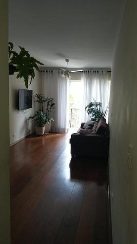 Apto. De 93m² Com 3 Dorms.,1 Suite, Em Ótimo Lugar Próximo Do Metrô Por R$ 750.000 - Vila Gumercindo - São Paulo/sp - Ap1519