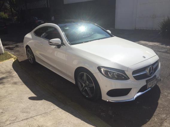 Mercedes Benz C250 Coupe Ta 2018