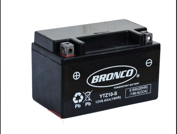 Bateria Bronco Ytz10s