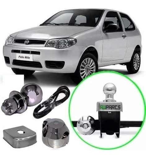 Engate Reboque Fiat Palio 2004 2005 2006 2007 - Tração 400kg