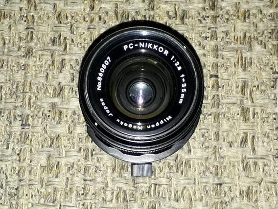 Nikon 35mm F/2.8 Pc-nkkor
