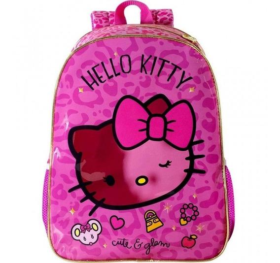 Mochila Hello Kitty G - 8822