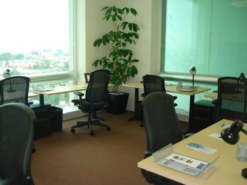 Oficina Para 5/6 Personas - Cuajimalpa,torre Arcos Bosques I