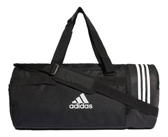 Bolso adidas Convertible 3s Duf M Deportivo Full Eezap
