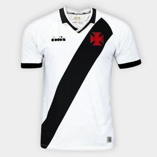 Camisa Nova Vasco 2019 Branca