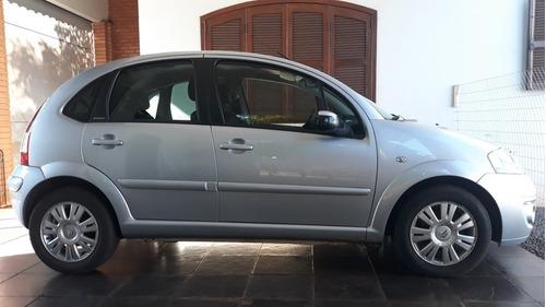 Imagem 1 de 13 de Citroën C3 2009 1.6 16v Exclusive Flex Aut. 5p