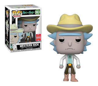 Funko Pop - Western Rick - Limited Edition #363