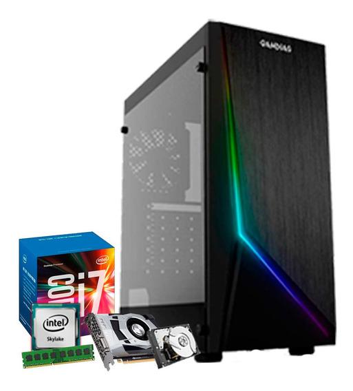 Pc Gamer I7 7700, 32gb, 1tb, Gtx 1060 6gb + Nfe