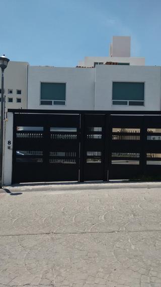 Renta De Casa Amueblada En El Fraccionamiento Milenio Iii En Querétaro, Querétaro