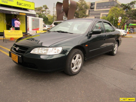 Honda Accord Exr At 2300