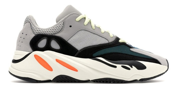 adidas Yeezy Boost 700 Wave Runner Sold Gray (reflective)