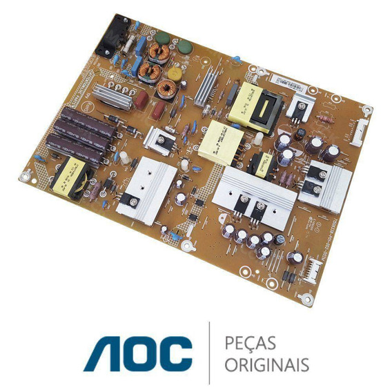 Placa Fonte Tv Aoc Le50d1452