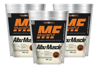 Albumina 450 Gr - Muscle Full