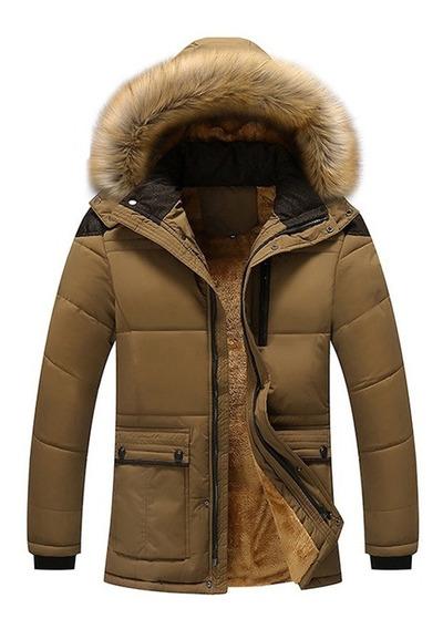 Jaquetas De Inverno - À Prova De Vento - Interior Forrado