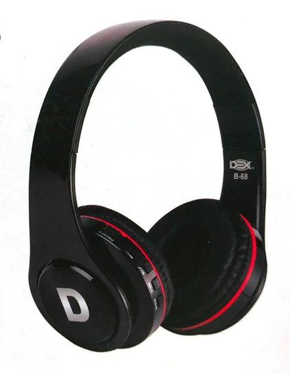 Fone Ouvido Head Radio Fm Micro Sd B68