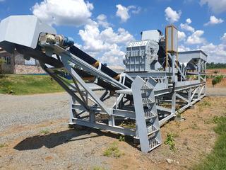 Triturador Moinho Reciclador De Entulho 10 Ton/hora