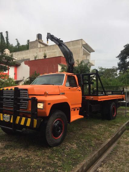 Camion Grua Hiab Diesel